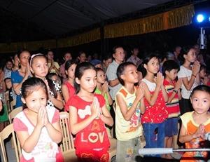 Thái Bình: Chùa Giác Ngạn lần đầu tiên tổ chức Đại lễ Vu Lan