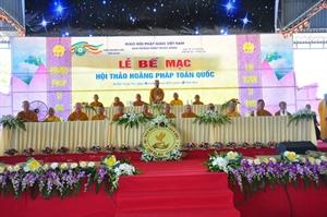 Ký sự Hội nghị hoằng pháp tại Vũng Tàu