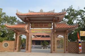 Chùa Pháp Minh trang nghiêm tổ chức lễ Phật Thành Đạo