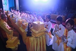 Thái Bình, Hà Nam: Một số chùa tổ chức lễ Vu Lan