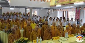 Bến Tre: Đại hội đại biểu Phật giáo thành phố