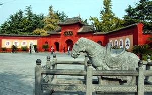Chùa Bạch Mã: cái nôi của Phật giáo Trung Quốc