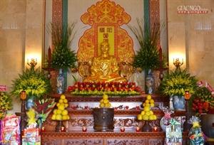 Lễ tưởng niệm Phật hoàng Trần Nhân Tông tại Việt Nam Quốc Tự
