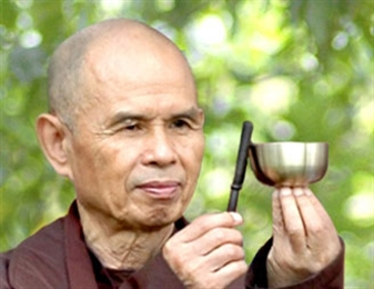 Guided Meditation with Thich Nhat Hanh