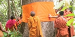 Tree Ordination Gaining Popularity in Theravada Countries