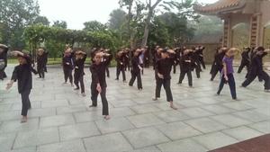 Lịch sinh hoạt thanh thiếu niên Phật tử Pháp Minh