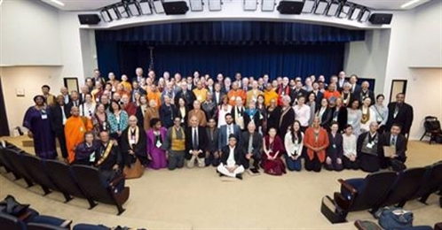 Civic Awakening—Landmark Meeting Between Buddhist leaders and White House Officials