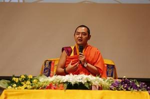 Video: Tiểu sử và công hạnh Đức Nhiếp Chính Vương Gyalwa Dokhampa