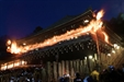 Hundreds Attend Omizutori Ceremony at Japan's Historic Todai Temple