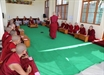 Annual Geshema Examinations Held in Dharamsala