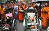 Buddhist Monks Working to Tackle Deforestation in Cambodia