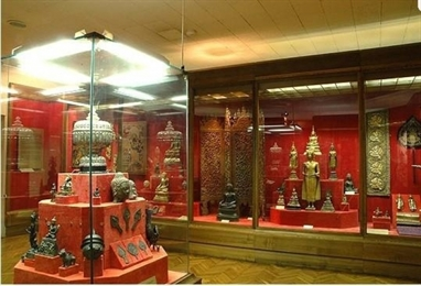 Moscow's State Museum of Oriental Art Exhibiting Biggest Buddhist Art Collection in Russia
