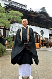 Buddhist Priest Eyes Olympic Gold in Rio