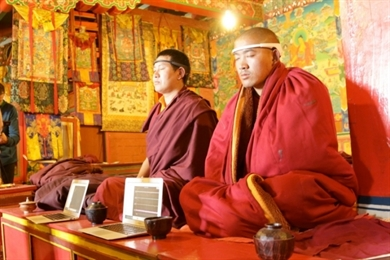 Scientists in Nepal Show the Neurological Benefits of Meditation on Buddhist Monks