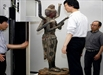 X-ray Scans Reveal Secrets of 1,300-year-old Buddhist Statue
