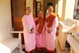Buddhist New Year: Celebrating by Temporary Ordination in Myanmar
