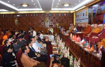 Interfaith Dialogue for Peace, Harmony, and Security Held in Myanmar