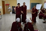 Researchers Measure Brain Activity of Monks During Monastic Debate