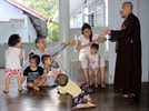 Filling the Emptiness with Love at the Duc Son Orphanage